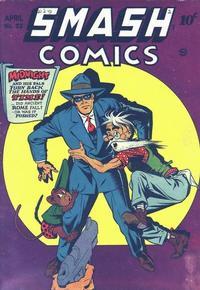 Cover Thumbnail for Smash Comics (Quality Comics, 1939 series) #52