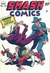 Cover Thumbnail for Smash Comics (Quality Comics, 1939 series) #53