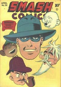 Cover Thumbnail for Smash Comics (Quality Comics, 1939 series) #58