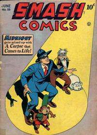 Cover Thumbnail for Smash Comics (Quality Comics, 1939 series) #59