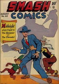 Cover Thumbnail for Smash Comics (Quality Comics, 1939 series) #60