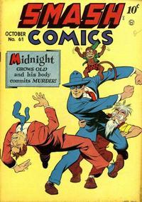 Cover Thumbnail for Smash Comics (Quality Comics, 1939 series) #61