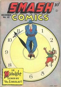 Cover Thumbnail for Smash Comics (Quality Comics, 1939 series) #62