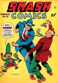 Cover Thumbnail for Smash Comics (Quality Comics, 1939 series) #63