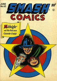 Cover for Smash Comics (Quality Comics, 1939 series) #65