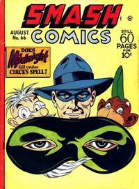 Cover Thumbnail for Smash Comics (Quality Comics, 1939 series) #66