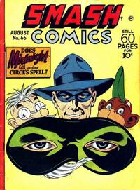 Cover for Smash Comics (Quality Comics, 1939 series) #66