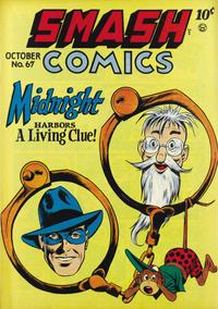Cover for Smash Comics (Quality Comics, 1939 series) #67