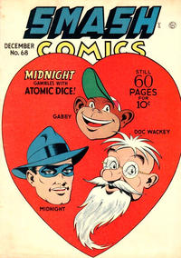 Cover Thumbnail for Smash Comics (Quality Comics, 1939 series) #68