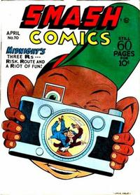 Cover Thumbnail for Smash Comics (Quality Comics, 1939 series) #70