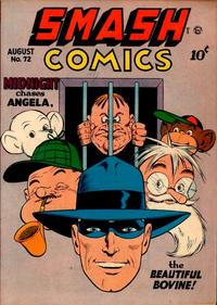 Cover Thumbnail for Smash Comics (Quality Comics, 1939 series) #72