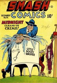 Cover Thumbnail for Smash Comics (Quality Comics, 1939 series) #74