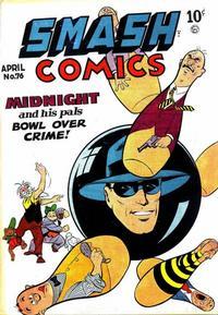 Cover Thumbnail for Smash Comics (Quality Comics, 1939 series) #76
