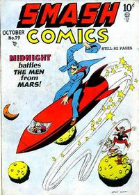 Cover for Smash Comics (Quality Comics, 1939 series) #79