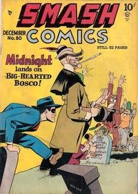 Cover Thumbnail for Smash Comics (Quality Comics, 1939 series) #80