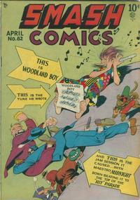 Cover Thumbnail for Smash Comics (Quality Comics, 1939 series) #82