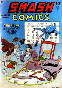 Cover Thumbnail for Smash Comics (Quality Comics, 1939 series) #84