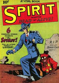 Cover Thumbnail for The Spirit (Quality Comics, 1944 series) #[1]