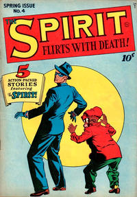 Cover Thumbnail for The Spirit (Quality Comics, 1944 series) #4