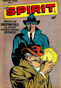 Cover Thumbnail for The Spirit (Quality Comics, 1944 series) #7