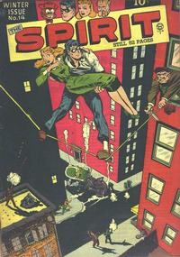 Cover Thumbnail for The Spirit (Quality Comics, 1944 series) #14