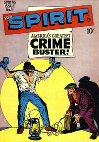 Cover Thumbnail for The Spirit (Quality Comics, 1944 series) #11