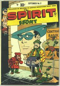 Cover Thumbnail for The Spirit (Quality Comics, 1944 series) #17
