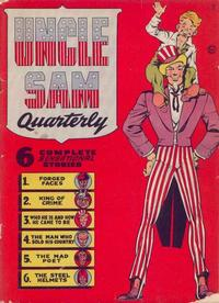 Cover Thumbnail for Uncle Sam Quarterly (Quality Comics, 1941 series) #1