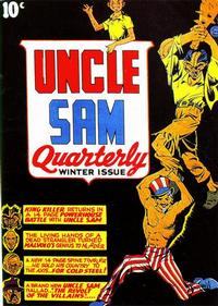 Cover Thumbnail for Uncle Sam Quarterly (Quality Comics, 1941 series) #2