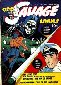 Cover Thumbnail for Doc Savage Comics (Street and Smith, 1940 series) #v1#10