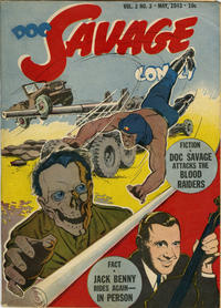 Cover Thumbnail for Doc Savage Comics (Street and Smith, 1940 series) #v2#3 [15]