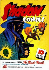 Cover Thumbnail for Shadow Comics (Street and Smith, 1940 series) #v1#8 [8]