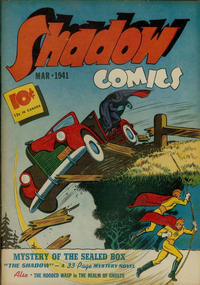 Cover Thumbnail for Shadow Comics (Street and Smith, 1940 series) #v1#9 [9]