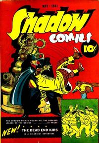 Cover Thumbnail for Shadow Comics (Street and Smith, 1940 series) #v1#10 [10]