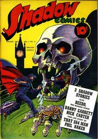 Cover Thumbnail for Shadow Comics (Street and Smith, 1940 series) #v2#10 [22]