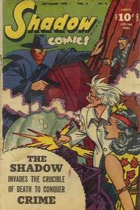 Cover Thumbnail for Shadow Comics (Street and Smith, 1940 series) #v6#6 [66]