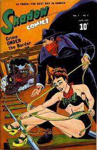 Cover Thumbnail for Shadow Comics (Street and Smith, 1940 series) #v7#3 [75]