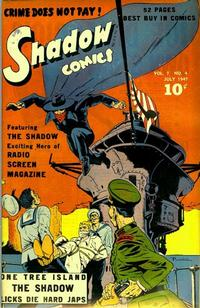 Cover Thumbnail for Shadow Comics (Street and Smith, 1940 series) #v7#4 [76]