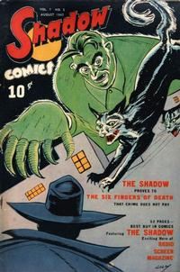 Cover Thumbnail for Shadow Comics (Street and Smith, 1940 series) #v7#5 [77]