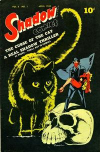 Cover Thumbnail for Shadow Comics (Street and Smith, 1940 series) #v8#1 [85]