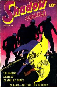 Cover Thumbnail for Shadow Comics (Street and Smith, 1940 series) #v8#8 [92]
