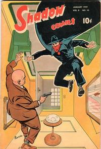 Cover Thumbnail for Shadow Comics (Street and Smith, 1940 series) #v8#10 [94]