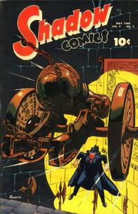 Cover Thumbnail for Shadow Comics (Street and Smith, 1940 series) #v9#2 [98]
