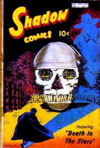 Cover Thumbnail for Shadow Comics (Street and Smith, 1940 series) #v9#5 [101]