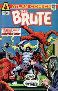 Cover Thumbnail for The Brute (Seaboard, 1975 series) #2