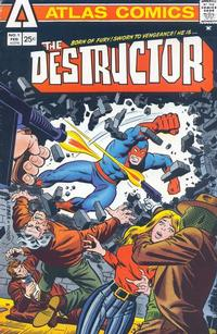 Cover Thumbnail for The Destructor (Seaboard, 1975 series) #1