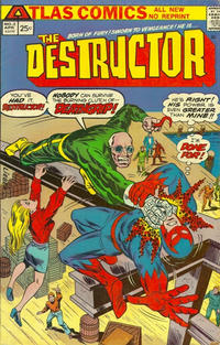 Cover Thumbnail for The Destructor (Seaboard, 1975 series) #2