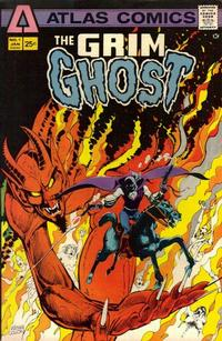 Cover Thumbnail for The Grim Ghost (Seaboard, 1975 series) #1