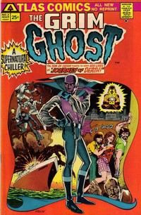 Cover Thumbnail for The Grim Ghost (Seaboard, 1975 series) #2
