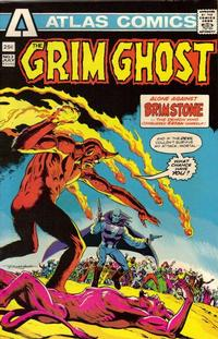 Cover Thumbnail for The Grim Ghost (Seaboard, 1975 series) #3